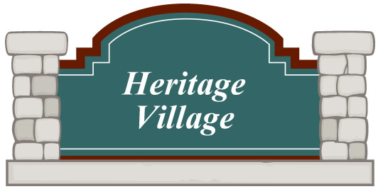 Heritage Village 55 and older community