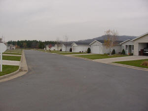 Lease at Heritage Village modular homes community